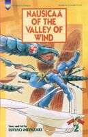 Nausicaa of the Valley of the Wind Vol 5 2