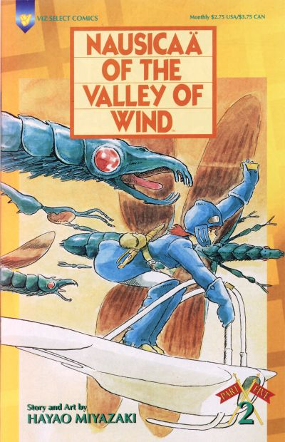 Nausicaa of the Valley of Wind Vol 5 2