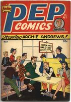 Pep Comics Vol 1 61