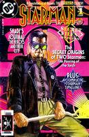 Starman Secret Files and Origins Vol 1 1