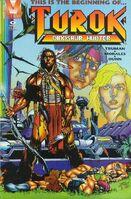 Turok, Dinosaur Hunter Vol 1 0
