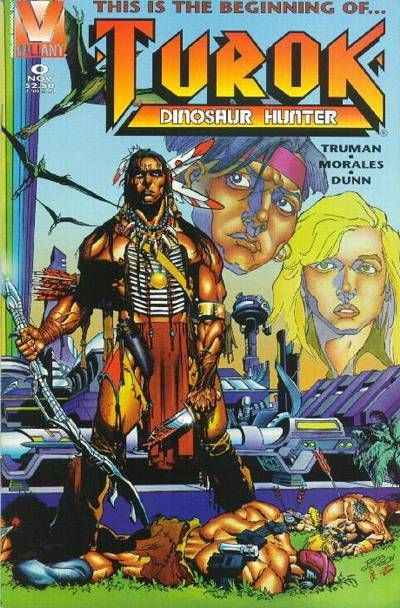 Turok, Dinosaur Hunter Vol 1 0