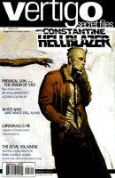 Vertigo Secret Files Hellblazer Vol 1 1