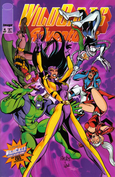 WildC.A.T.s Adventures Vol 1 4