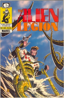 Alien Legion Vol 1 4