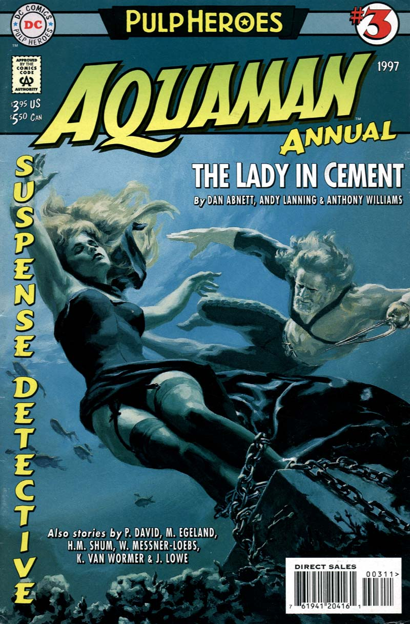 Aquaman Annual Vol 5 3