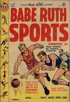 Babe Ruth Sports Comics Vol 1 1