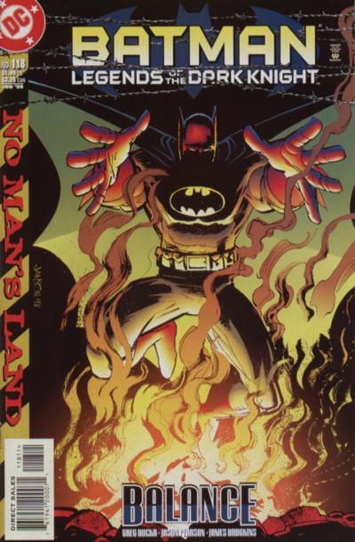 Batman: Legends of the Dark Knight Vol 1 118