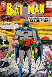 Batman Vol 1 156