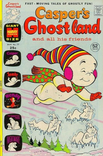 Casper's Ghostland Vol 1 77