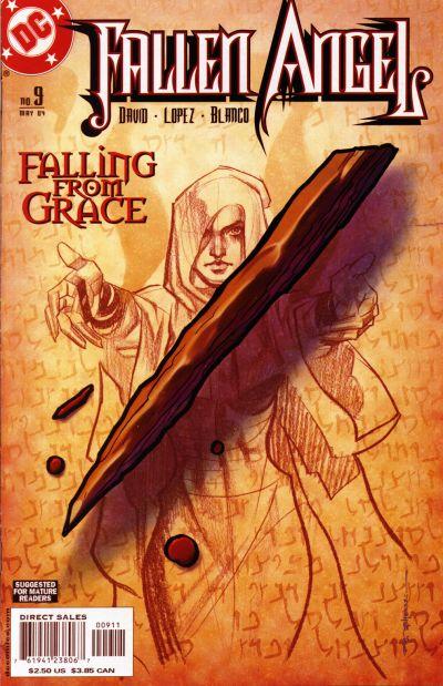 Fallen Angel Vol 1 9