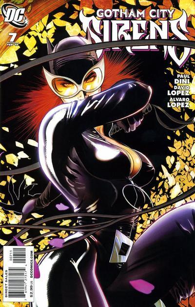 Gotham City Sirens Vol 1 7