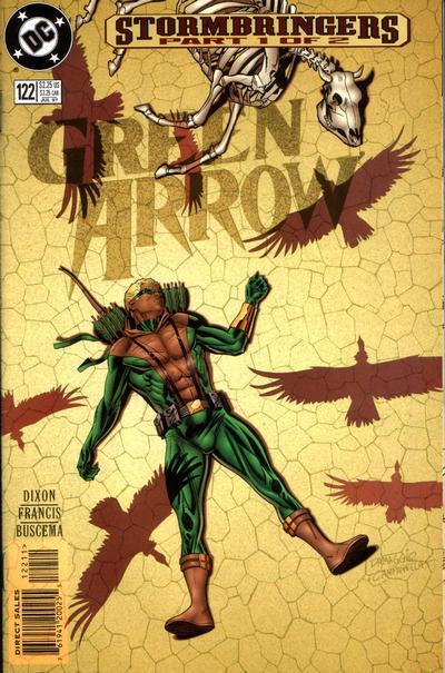 Green Arrow Vol 2 122