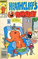 Heathcliff's Funhouse Vol 1 7 Newsstand