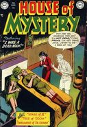 House of Mystery Vol 1 2