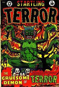 Startling Terror Tales Vol 2 5