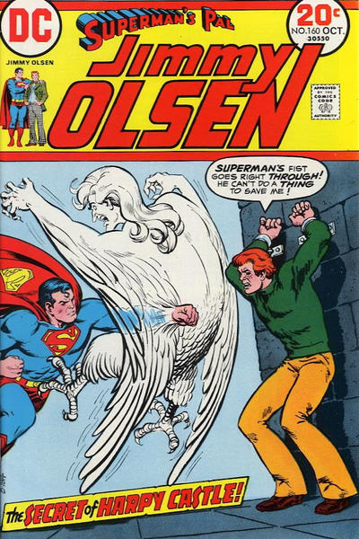 Superman's Pal, Jimmy Olsen Vol 1 160