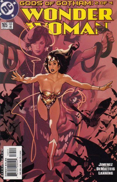 Wonder Woman Vol 2 165