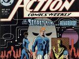 Action Comics Vol 1 612