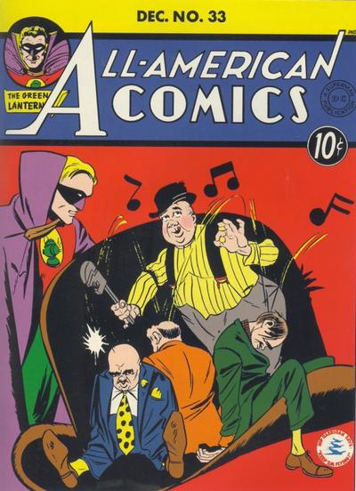 All-American Comics Vol 1 33