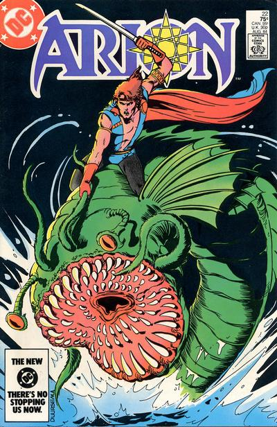 Arion Lord of Atlantis Vol 1 22