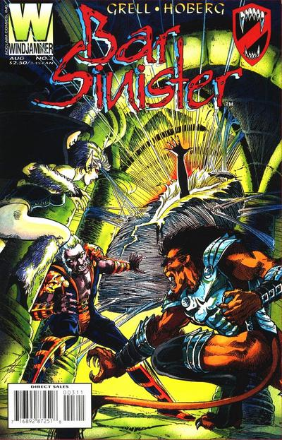 Bar Sinister Vol 1 3