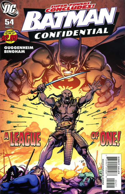 Batman Confidential Vol 1 54