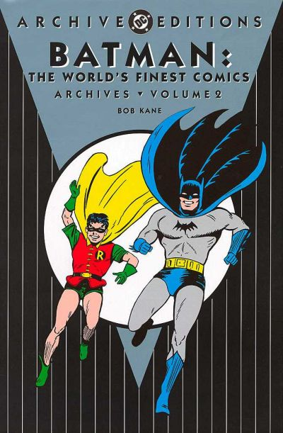 Batman: The World's Finest Comics Archives Vol 2 (Collected)