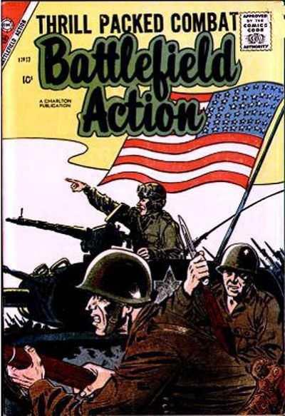Battlefield Action Vol 1 17