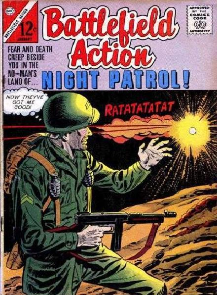 Battlefield Action Vol 1 45
