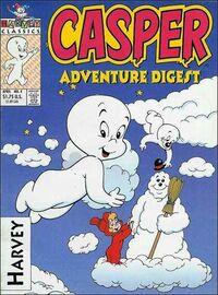 Casper, the Friendly Ghost