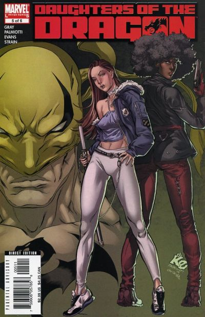 Daughters of the Dragon Vol 1 5