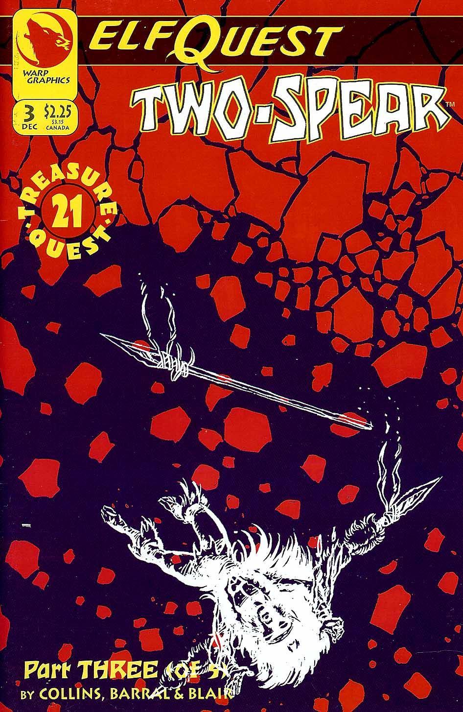 Elfquest: Two-Spear Vol 1 3