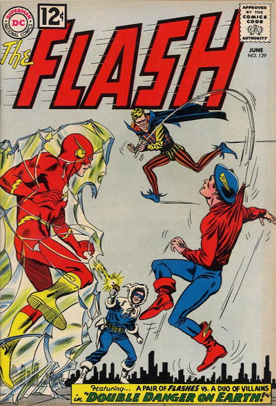 Flash Vol 1 129