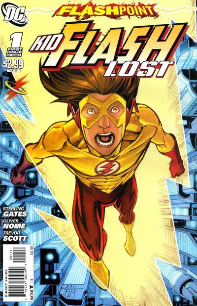 Flashpoint: Kid Flash Lost Vol 1 1