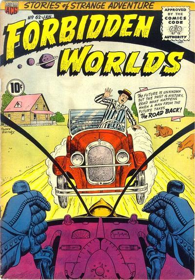 Forbidden Worlds Vol 1 62