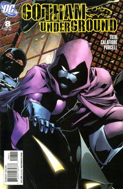 Gotham Underground Vol 1 8