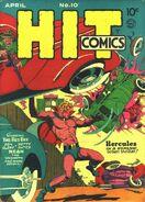 Hit Comics Vol 1 10