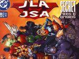 JLA/JSA Secret Files and Origins Vol 1 1