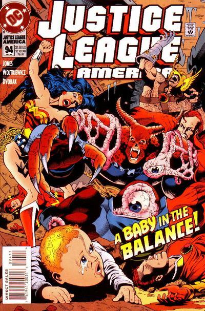 Justice League America Vol 1 94