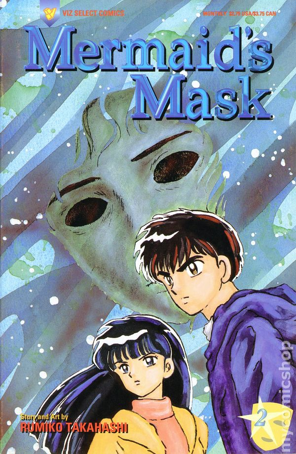 Mermaid's Mask Vol 1 2