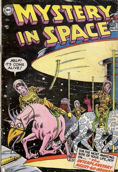 Mystery in Space Vol 1 21