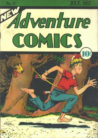 New Adventure Comics Vol 1 17