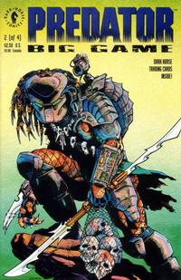 Predator: Big Game Vol 1 2