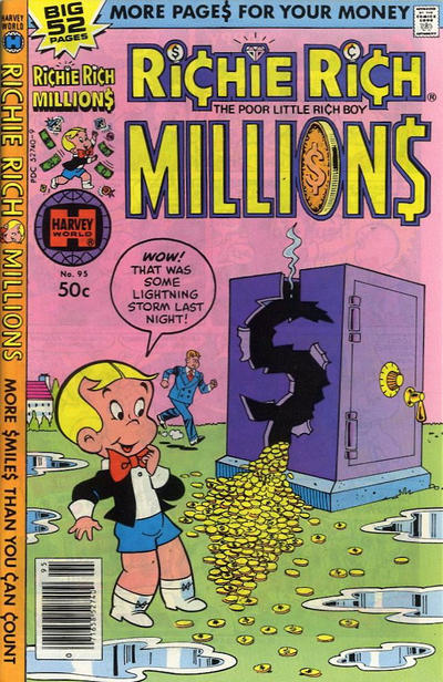 Richie Rich Millions Vol 1 95