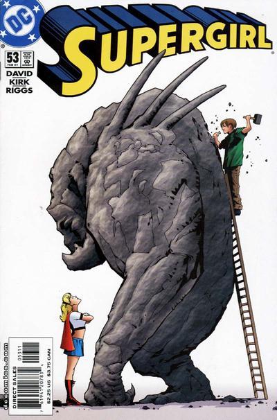Supergirl Vol 4 53
