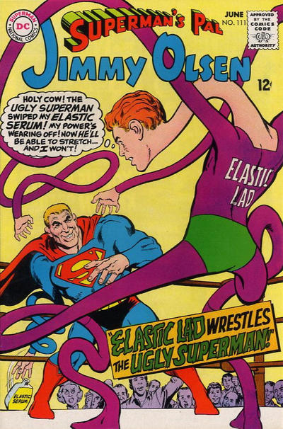 Superman's Pal, Jimmy Olsen Vol 1 111