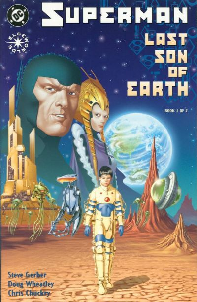 Superman: Last Son of Earth Vol 1 1