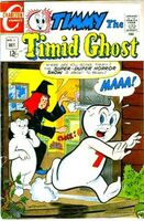 Timmy the Timid Ghost Vol 2 1