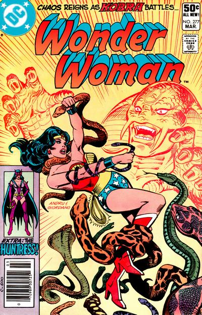 Wonder Woman Vol 1 277